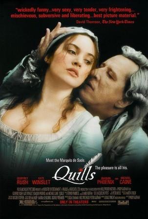 《鵝毛筆》Quills