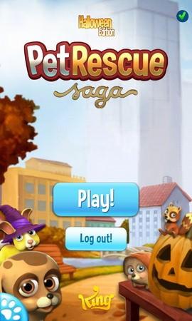 Pet Rescue Saga, APP