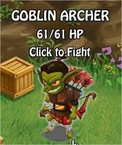 Goblin Archer ,Legends: Rise of a Hero
