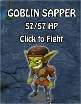 Goblin Sapper ,Legends: Rise of a Hero