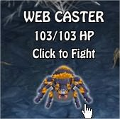 Web Caster, Legends: Rise of a Hero