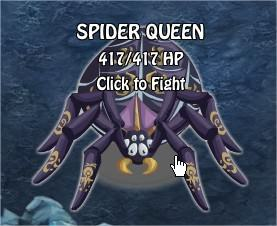 Spider Queen, Legends: Rise of a Hero