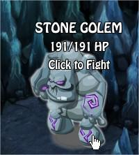 Stone Golem, Legends: Rise of a Hero