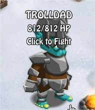 Trolldad, Legends: Rise of a Hero