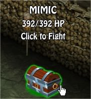 Mimic, Legends: Rise of a Hero