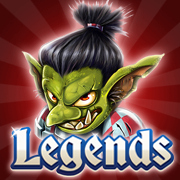Legends: Rise of a Hero, Facebook games