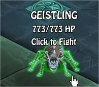 Geistling, Legends: Rise of a Hero
