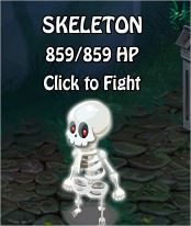 Skeleton, Legends: Rise of a Hero