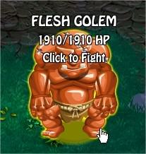 Flesh Golem, Legends: Rise of a Hero