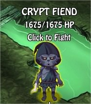 Crypt Fiend, Legends: Rise of a Hero