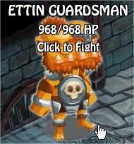 Ettin Guardsman, Legends: Rise of a Hero