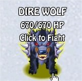 Dire Wolf, Legends: Rise of a Hero