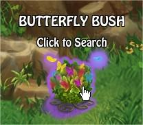 Butterfly Bush, Legends: Rise of a Hero