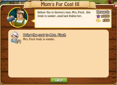 Mom's Fur Coat III, Legends: Rise of a Hero
