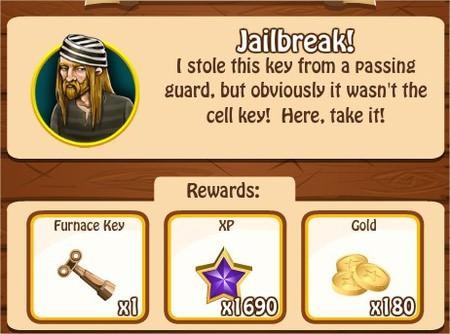 Jaibreak!, Legends: Rise of a Hero