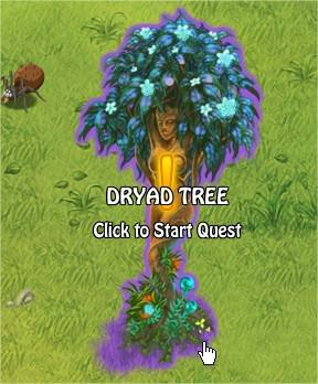 Dryad Tree, Legends: Rise of a Hero