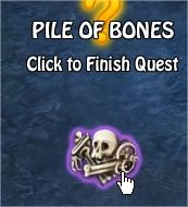 Pile of Bone, Legends: Rise of a Hero