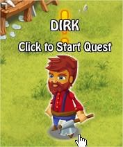 Dirk, Legends: Rise of a Hero