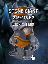 Stone Giant, Legends: Rise of a Hero