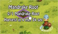 The Mandrake Root, Legends: Rise of a Hero