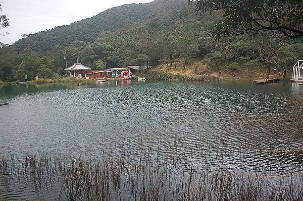 新山夢湖(新北市.汐止區)