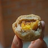 寧夏夜市, 劉芋仔蛋黃芋餅/香酥芋丸, 蛋黃芋餅