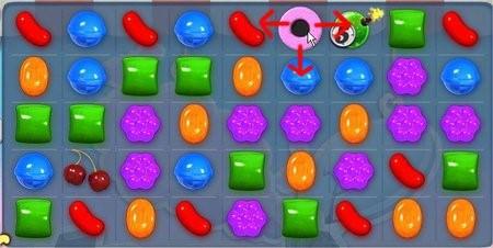 Candy Crush Saga, Booster
