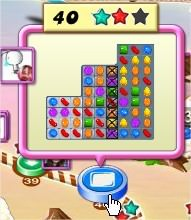 Candy Crush Saga, Facebook games