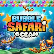 Bubble Safari Ocean, Facebook games