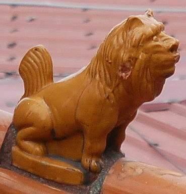 屋脊六獸, 獅