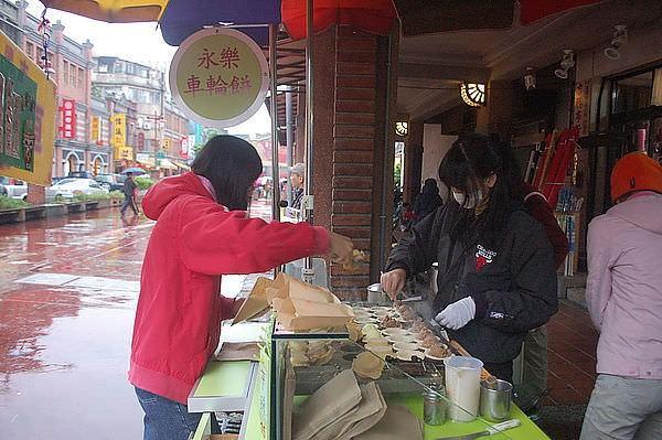 永樂車輪餅(台北市.大同區)
