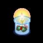 ChefVille, 冬季蠟燭