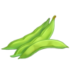 ChefVille, 綠色豆子