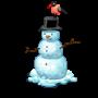 ChefVille, 假日雪人