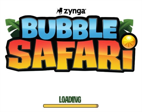 Bubble Safari, Facebook games