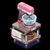 ChefVille, 粉紅色攪拌機
