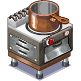 ChefVille, 西式醬汁檯