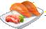 ChefVille, 鮭魚握壽司