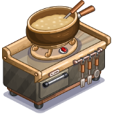 ChefVille, 火鍋(Fondue Pot)
