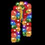 ChefVille, 彩虹氣球拱門
