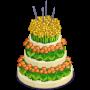 ChefVille, 花卉生日蛋糕