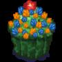 ChefVille, 生日杯子蛋糕樹雕