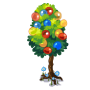ChefVille, 生日氣球樹