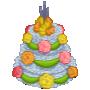 ChefVille, 玫瑰生日蛋糕