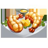 ChefVille, 炙烤龍蝦尾