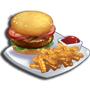 漢堡,ChefVille(廚師小鎮)