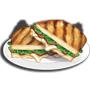 炙烤牛排三明治,ChefVille(廚師小鎮)