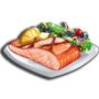 炙烤鮭魚,ChefVille(廚師小鎮)