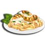 白醬雞肉寬麵,ChefVille(廚師小鎮)