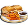 法式沾醬三明治,ChefVille(廚師小鎮)